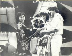 Рощок-Германия1-ва награда-1983г