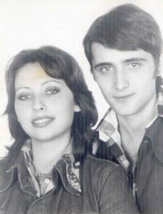 Студенти в БДК-1975г