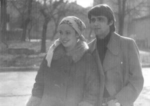 Студенти в БДК-1976г