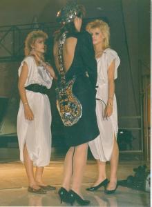 Със своите балерини-ТВ снимки1986г