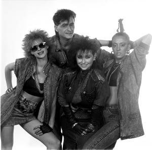 Със своите балерини-1983г.